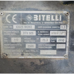 Bitelli BB 621C